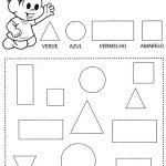Atividades de figuras geométricas em sala de aula
