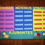 MODELOS DE CHAMADA EDUCAÇÃO INFANTIL