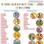 Atividades sobre bullying para imprimir e praticar em sala