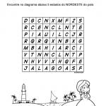 Atividades sobre as regiões brasileiras em sala de aula
