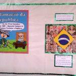 Ideias de Murais para Proclamação da República em sala de aula